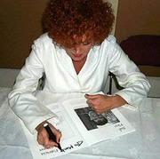 Patricia Quinn  nackt