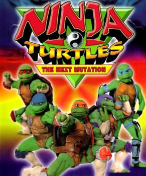 Tartarughe Ninja - L'Avventura Continua - Stagione Unica (1997) [Completa] 5xDVD9 COPIA 1:1 ITA
