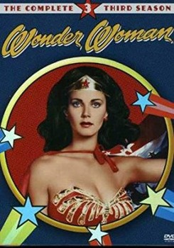 Wonder Woman - Stagione 3 (1978-1979) 8xDVD9 Copia 1:1 ITA-ENG-FRE
