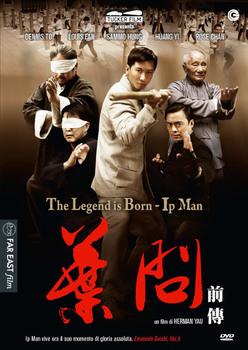 The Legend Is Born: Ip Man (2010) DVD9 COPIA 1:1 ITA CIN