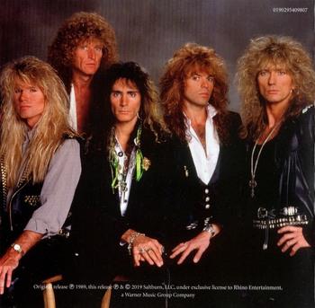 Whitesnake - Slip Of The Tongue (1989) (30th Anniversary 2019 Remaster) FLAC
