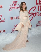 "Isabela Moner -          Netflix's ""Let It Snow"" Premiere Los Angeles November 4th 2019."