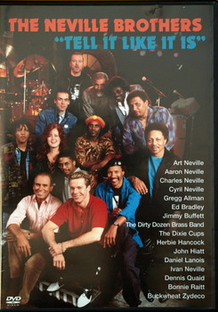 The Neville Brothers & Friends - Tell It Like It Is (1989) DVD5