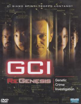 GCI - regenesis - stagione 1 (2004-2005) 3xDVD9 2xDVD5 COPIA 1:1 ITA ENG