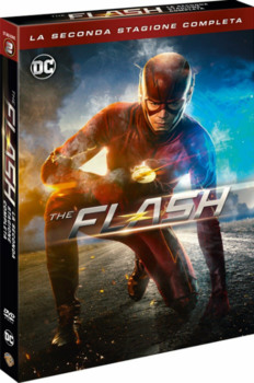 The flash (2015) Stagione 2 [ Completa ] 6 x DVD9 COPIA 1:1 ITA ENG SPA