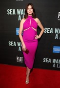 Anne Hathaway -            FIJI Water At Sea Wall A Life Opening Night On Broadway New York City August 8th 2019.