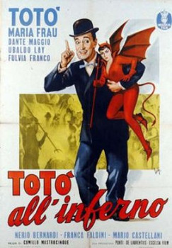 Totò all'inferno (1955) DVD5 CUSTOM ITA