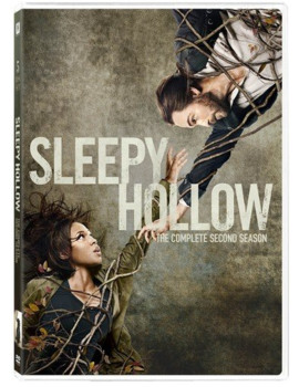 Sleepy Hollow (2013–2017) Stagione 2 [ Completa ] 5 x DVD9 COPIA 1:1 ITA ENG TED