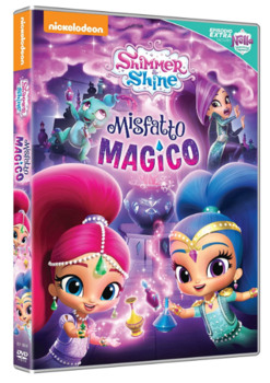 Shimmer e Shine - misfatto magico (2018) DVD9
