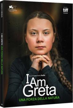 I Am Greta - una forza della natura (2020) DVD9 COPIA 1:1 ITA ENG