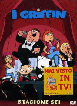 I Griffin (2004) Stagione 6 [ Completa ] 2 x DVD9 + 1 x DVD5 ITA ENG