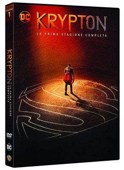 Krypton (2018–2019) Stagione 1 [ Completa ] 2 x DVD9 COPIA 1:1 ITA ENG TED