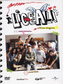 I liceali (2008-2011) stagione 1 [Completa] 6xDVD5 COPIA 1:1 ITA