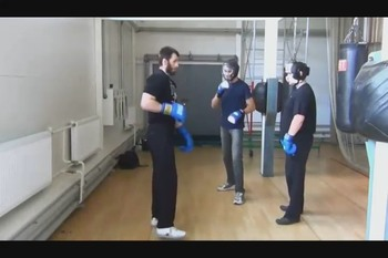 Система уличной самообороны «СТИЛЕТ» + БОНУС (Видеокурс)
