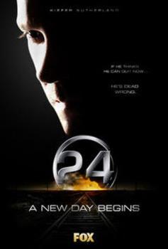 24 (2005) (Stagione 4) DVD9x7 Copia 1:1 Ita/Ing