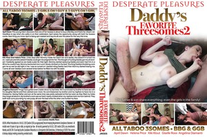Daddy's Favorite Threesomes 2