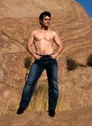 Рик Хёрст (Rick Hearst) Barry King Photoshoot (34xHQ) 0a897b1354782228