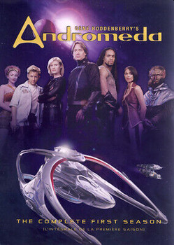 Andromeda - Stagione 1 (2000-2001) 8xDVD9 Copia 1:1 ITA-ENG