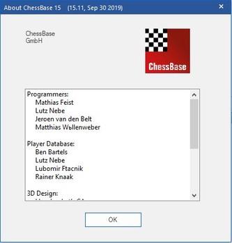 ChessBase 15.11 + Mega Database 2019 (MULTI/ENG)