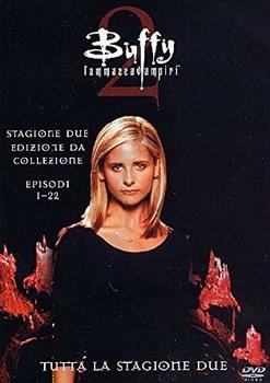 Buffy l'ammazzavampiri (1997-1998) stagione 2 [completa] 6xDVD9 COPIA 1:1 ita ing