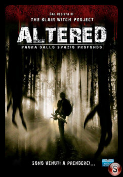 Altered - Paura dallo spazio profondo (2006) DVD5 COPIA 1:1 ITA ENG