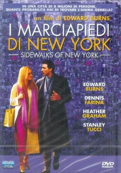 I marciapiedi di New York (2001) DVD5 COPIA 1:1 ITA ENG