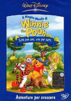 Winnie the Pooh - Tutti per uno, uno per tutti (2003) DVD5 COPIA 1:1  ITA ENG TED