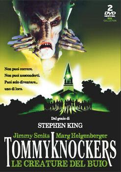 The Tommyknockers - Le creature del buio (1993) 2 x DVD9 COPIA 1:1 ITA ENG