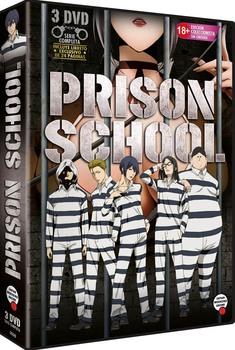 Prison School (2015) [ Cofanetto completo ] 3 x DVD9