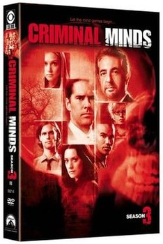 Criminal Minds - Stagione 3 (2008-2009) [Completa] 7xDVD9 COPIA 1:1 ITA ENG TED