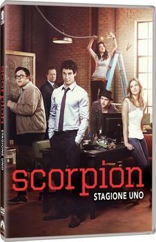 Scorpion (2014–2018) Stagione 1 [ Completa ] 6 x DVD9 COPIA 1:1 ITA ENG