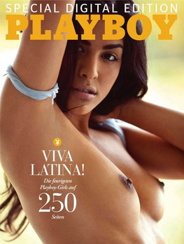 Playboy Germany Special Digital Edition - Hot Latinas 2020