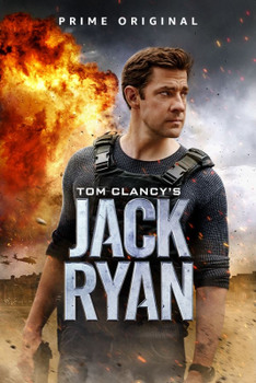 Jack Ryan - Stagione 1 (2018) 3xDVD9 Copia 1:1 ITA-ENG-GER