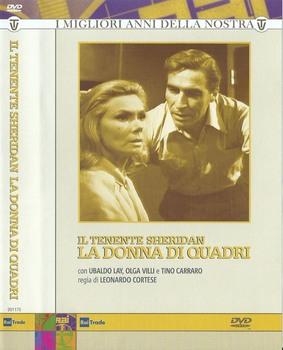 Il tenente Sheridan - La donna di quadri ( 1969) 2xDVD9 1xDVD5 COPIA 1:1 ITA