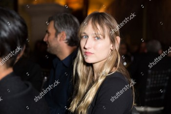 "Leelee Sobieski - ""Lee Krasner Works"" art event, November 8 2017"