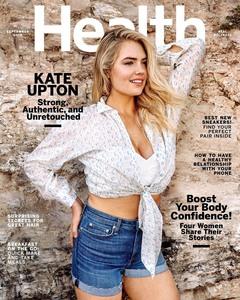 Kate Upton -       Health Magazine September (2019).