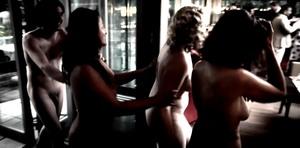 Nackt alina stiegler Naked Alina