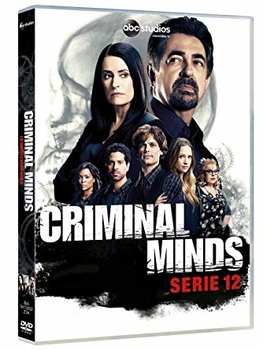 Criminal Minds - Stagione 12 (2016-2017) [Completa] 5xDVD9 COPIA 1:1 ITA ENG TED