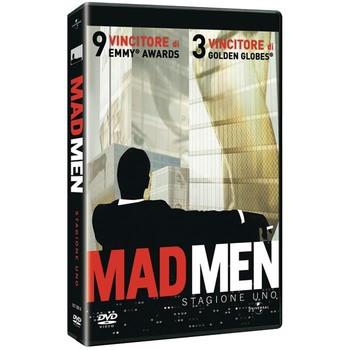 Mad Men (2007–2015) Stagione 1 [ Completa ] 4 x DVD9 COPIA 1:1 ITA ENG RUS