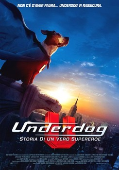 Underdog - Storia di un vero supereroe (2007) DVD5 COPIA 1:1 ITA-MULTI SUB