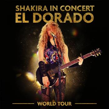 Shakira - Shakira In Concert El Dorado World Tour (2019) Full Albüm İndir