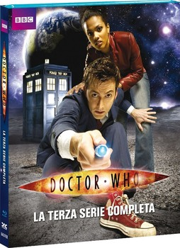 Doctor Who - Stagione 3 (2007) [4 Blu-Ray] Full Blu-Ray AVC ITA ENG DTS-HD MA 5.1