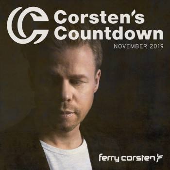 VA - Ferry Corsten presents Corsten's Countdown November 2019 (2019) Full Albüm İndir