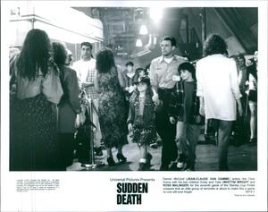Внезапная смерть / Sudden Death; Жан-Клод Ван Дамм (Jean-Claude Van Damme), 1995 633afb1328965371