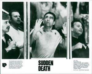 Внезапная смерть / Sudden Death; Жан-Клод Ван Дамм (Jean-Claude Van Damme), 1995 A2c4d51328965372