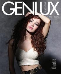 Ksenia Solo -       Genlux Magazine Spring/Summer 2020.