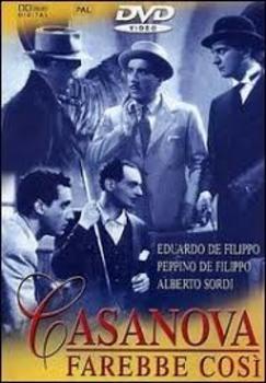 Casanova farebbe così! (1942) DVD5 COPIA 1:1 ITA