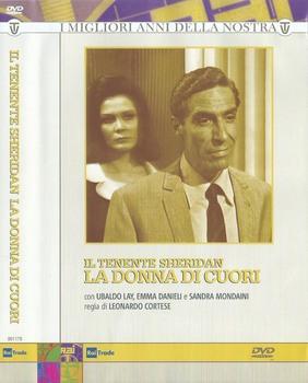 Il tenente Sheridan - La donna di cuori ( 1969) 2xDVD9 1xDVD5 COPIA 1:1 ITA