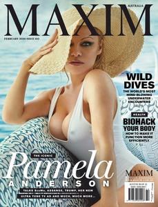 Pamela Anderson -        Maxim Magazine (Australia) February 2020.
