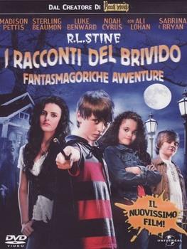 R.L. Stine - I racconti del brivido - Fantasmagoriche avventure (2008) DVD9 COPIA 1:1 ITA ENG CAS POR
